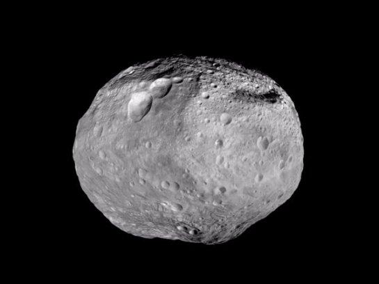 Ученые нашли кусок Луны, отколовшийся в прошлом