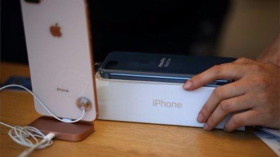 Apple расследует инцидент с распухшими батареями в iPhone 8 Plus