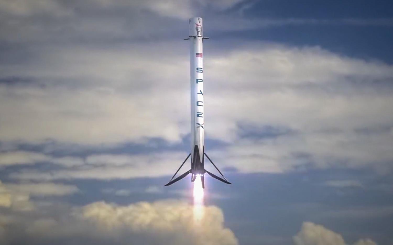 SpaceX бьет все рекорды по количеству запусков ракет - 1