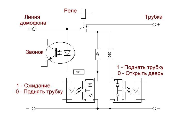 Доработка домофона протоколом MQTT для управления с телефона (версия 2.0) - 4