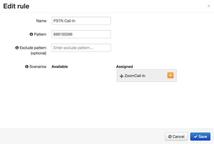 Как подключить WebRTC к Zoom и звонить в 2 раза дешевле - 7