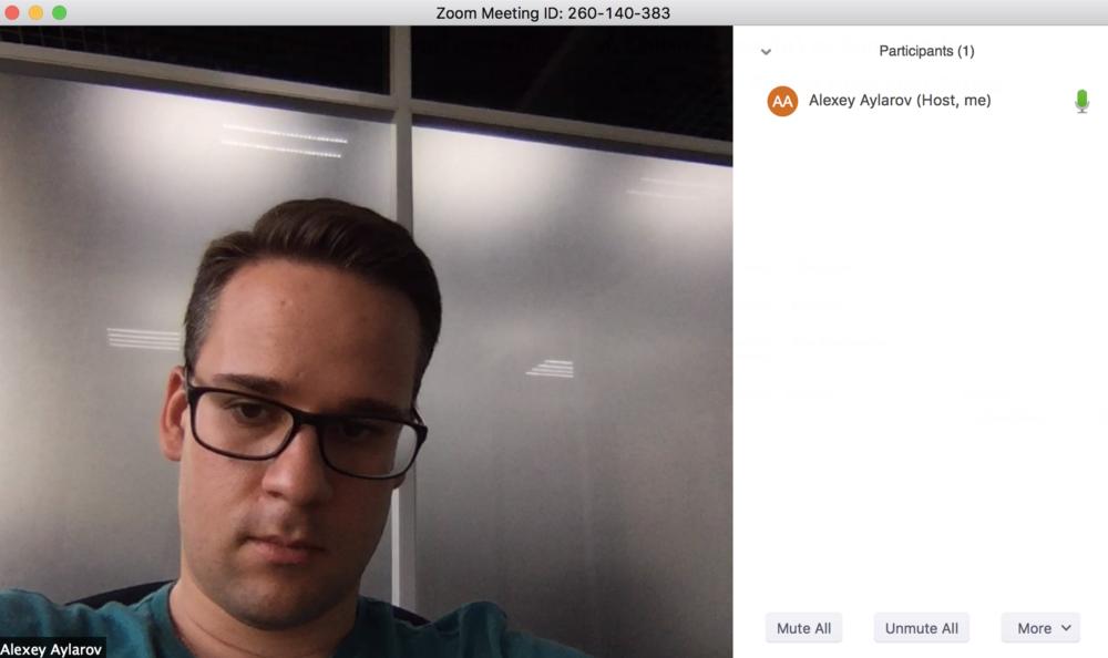 Как подключить WebRTC к Zoom и звонить в 2 раза дешевле - 8