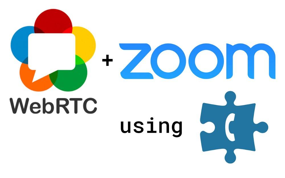 Как подключить WebRTC к Zoom и звонить в 2 раза дешевле - 1