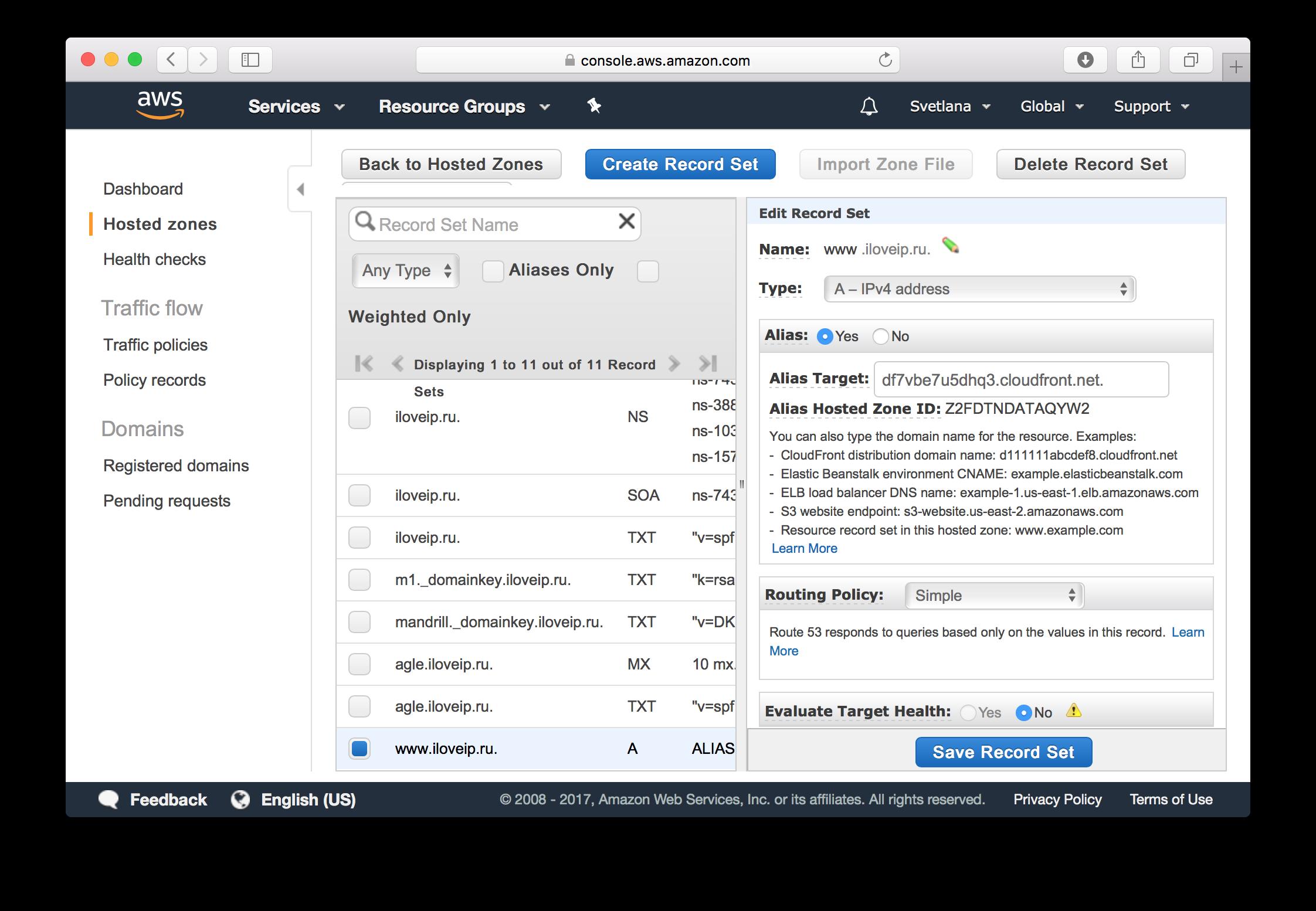 Как получить бесплатный SSL-сертификат от Amazon и переехать на HTTPS на Amazon S3 - 5