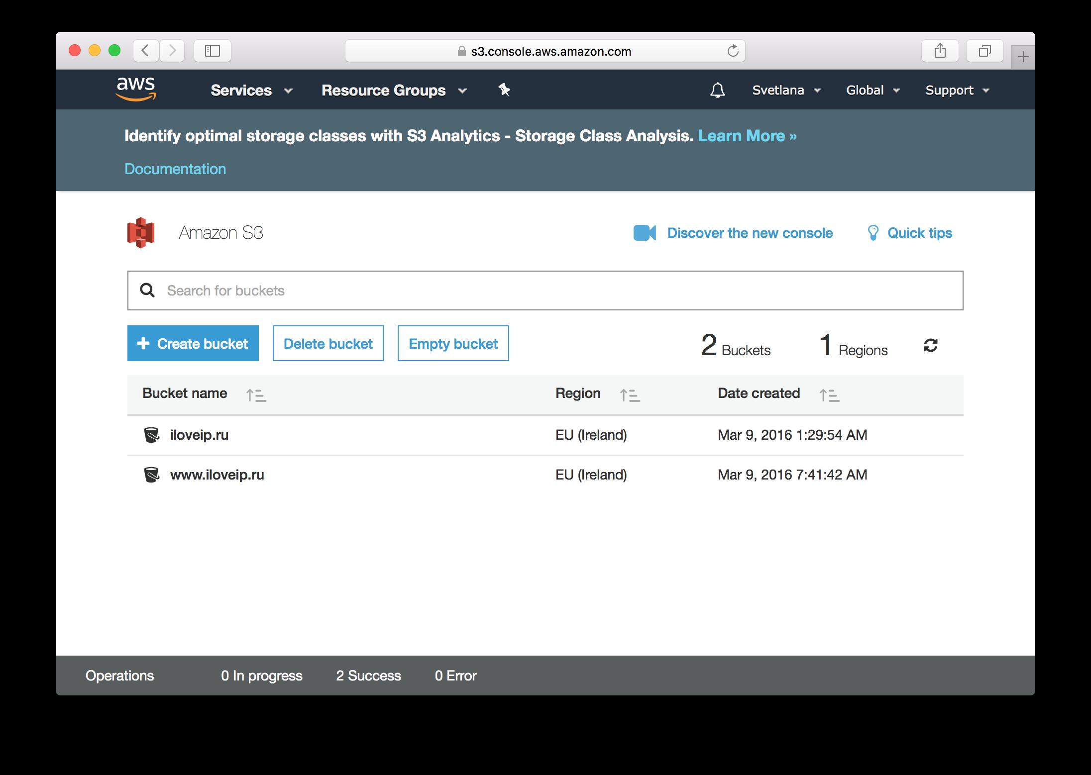 Как получить бесплатный SSL-сертификат от Amazon и переехать на HTTPS на Amazon S3 - 6