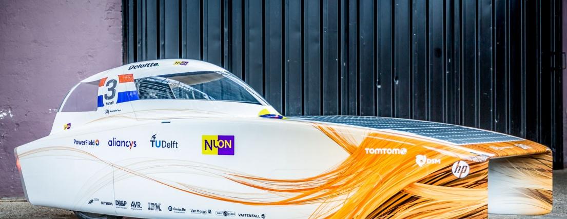 В Австралии началась гонка машин на солнечной тяге - 3