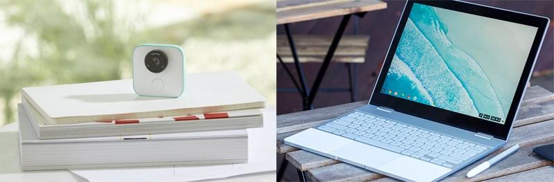 Clips и Pixelbook — новые устройства Google с Intel Inside - 1