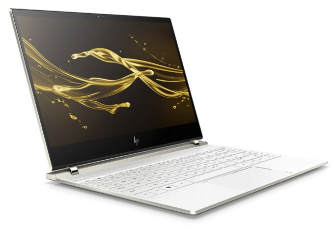 HP Spectre теперь оснащается CPU Intel Kabe Lake Refresh