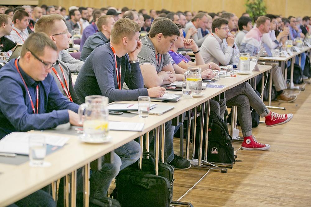 Zabbix конференция 2017: как прошёл день первый - 8