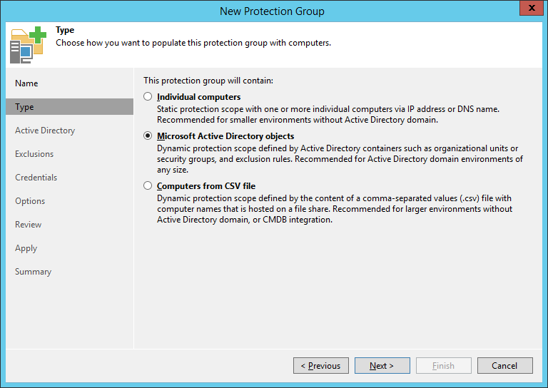 Анонс: новые возможности Veeam Backup & Replication 9.5 (и далее) - 3