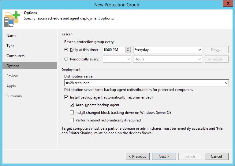 Анонс: новые возможности Veeam Backup & Replication 9.5 (и далее) - 4