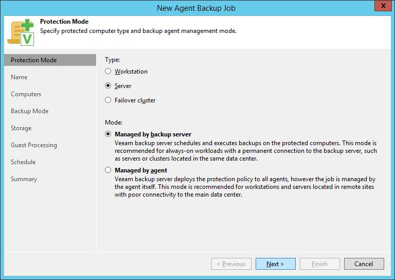 Анонс: новые возможности Veeam Backup & Replication 9.5 (и далее) - 6