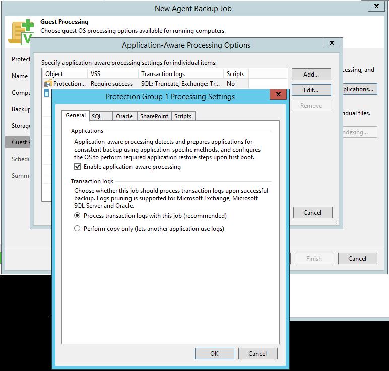 Анонс: новые возможности Veeam Backup & Replication 9.5 (и далее) - 7