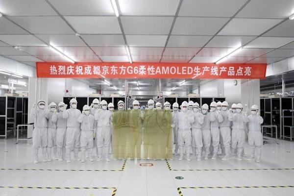 Панели размером 5,5 дюйма будет получать компания Huawei