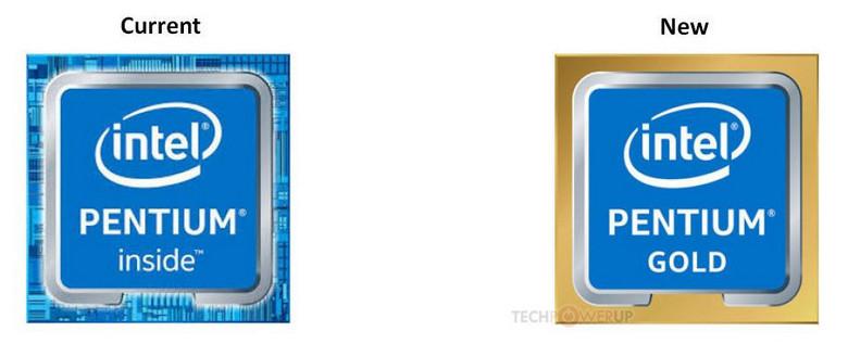 Intel взялась за ребрендинг процессоров Pentium