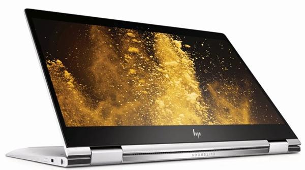 Ноутбук-трансформер HP EliteBook x360 1020 G2 получил экран диагональю 12,5 дюйма разрешением 4K - 2