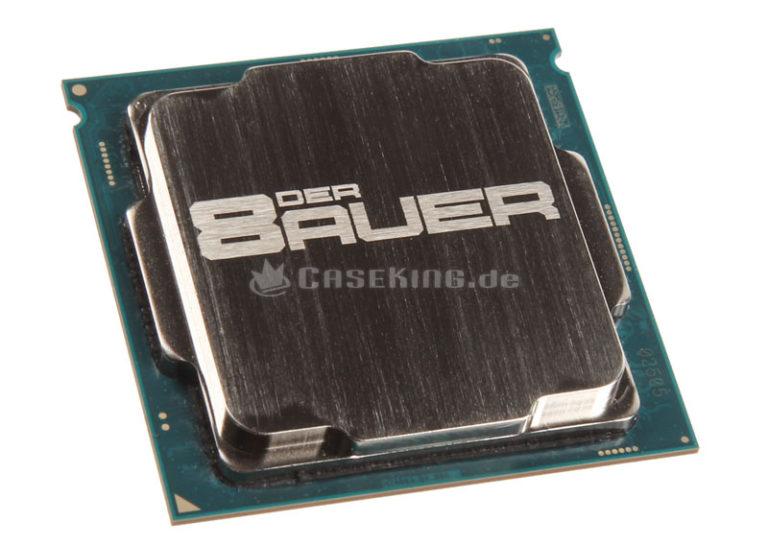 Оверклокер Der8auer продаёт процессоры Intel с проверенным разгоном, заменённым термоинтерфейсом и серебряными крышками
