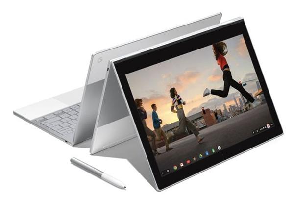 Представлен Google Pixelbook – хромбук-трансформер массой 1,1 кг - 1
