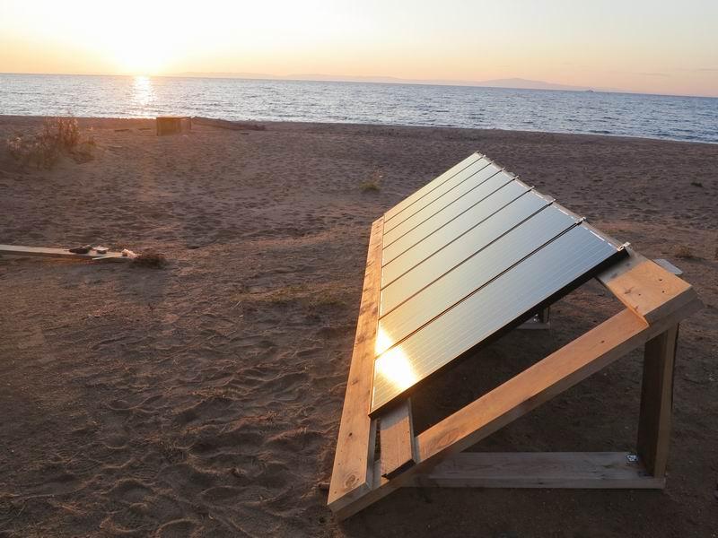 Путешествие на Байкал или, Как я собрал солнечную электростанцию на берегу - 15