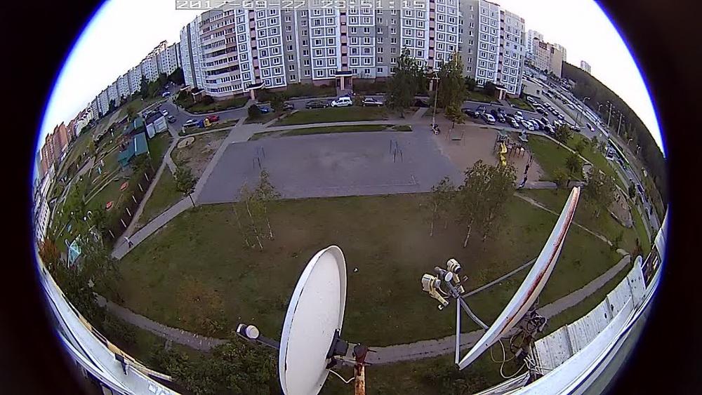 Самое доступное панорамное видеонаблюдение: обзор AdvoCam Supercam-01 - 18