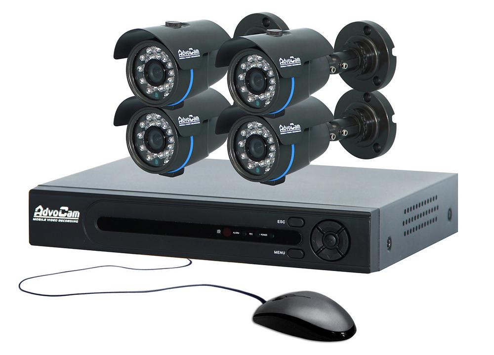 Самое доступное панорамное видеонаблюдение: обзор AdvoCam Supercam-01 - 2