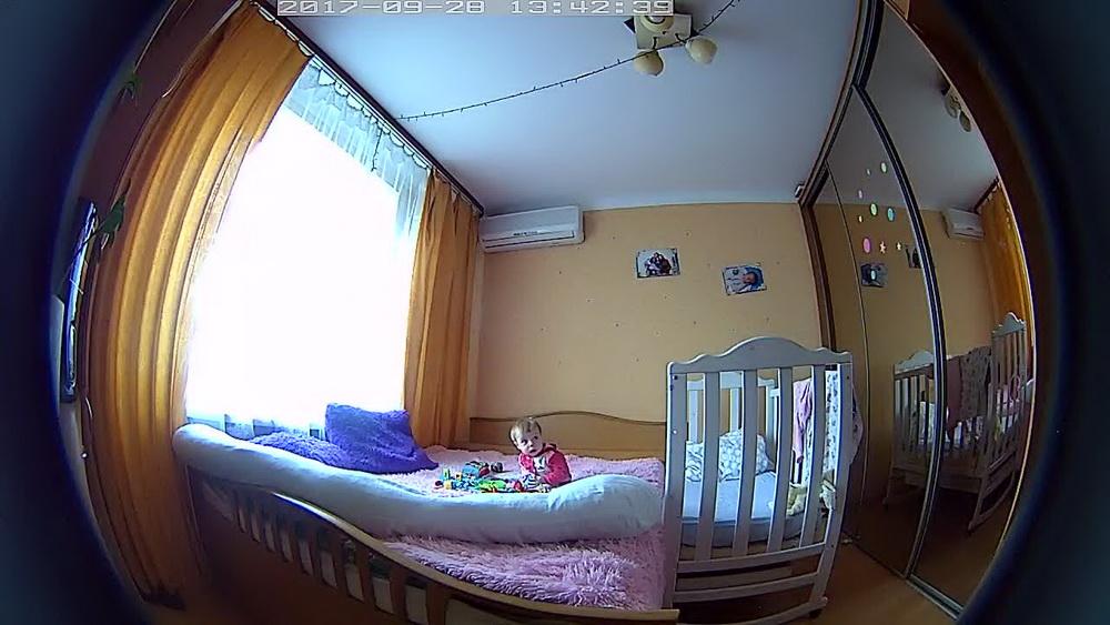 Самое доступное панорамное видеонаблюдение: обзор AdvoCam Supercam-01 - 21