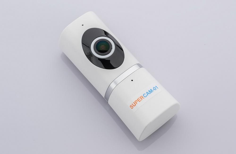 Самое доступное панорамное видеонаблюдение: обзор AdvoCam Supercam-01 - 6