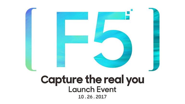 Смартфон Oppo F5 представят 26 октября