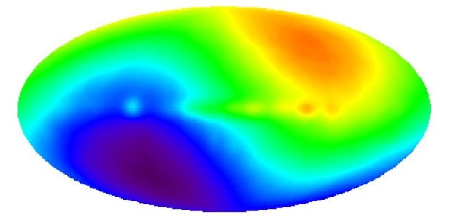 Спросите Итана: если гравитация притягивает, как может «дипольный отражатель» отталкивать Млечный Путь? - 4