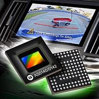 Однокристальные системы ON Semiconductor AS0140 и AS0142 предназначены для автомобильных камер