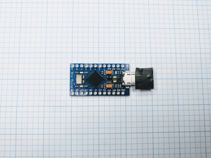 Взлом компьютера за 3 секунды. Делаем USB-уточку с нуля на Arduino - 5