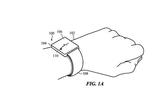 Apple запатентовала самонастраивающиеся ремешки