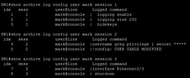 Cisco IOS функционал Archive - 6