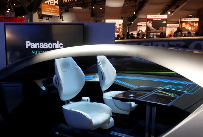 Panasonic рассчитывает выпустить систему самоуправления для автомобилей в 2022 году
