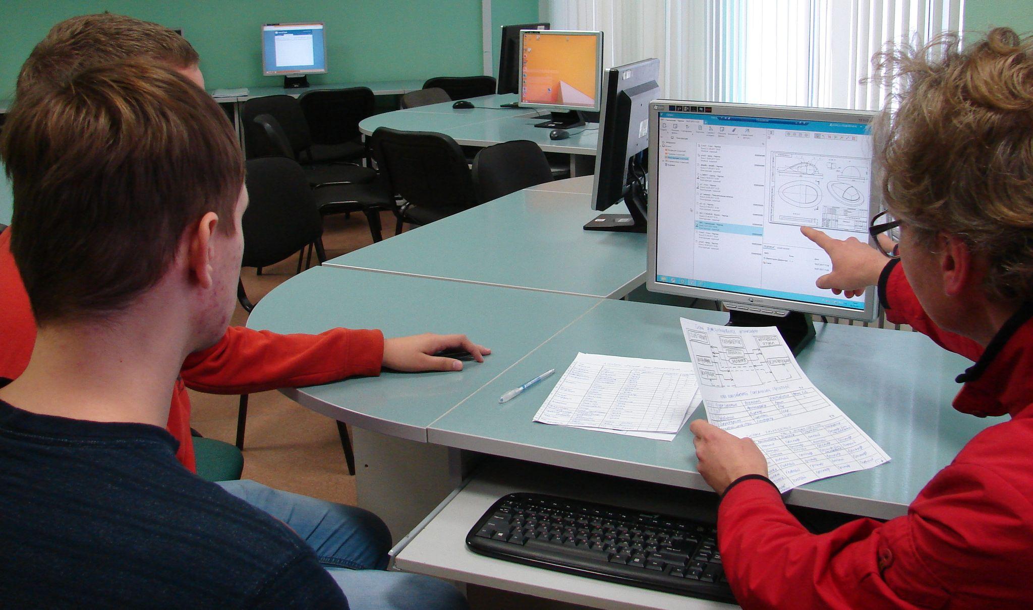 Коллективная работа и электронный документооборот. Опыт обучения в университете - 1
