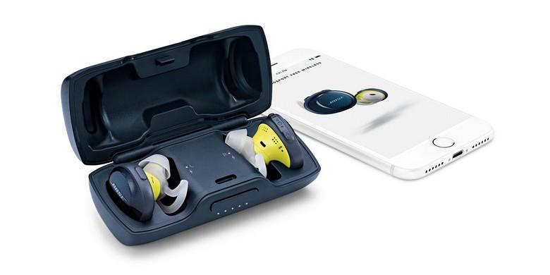 Bose SoundSport Free оценены в 250 долларов