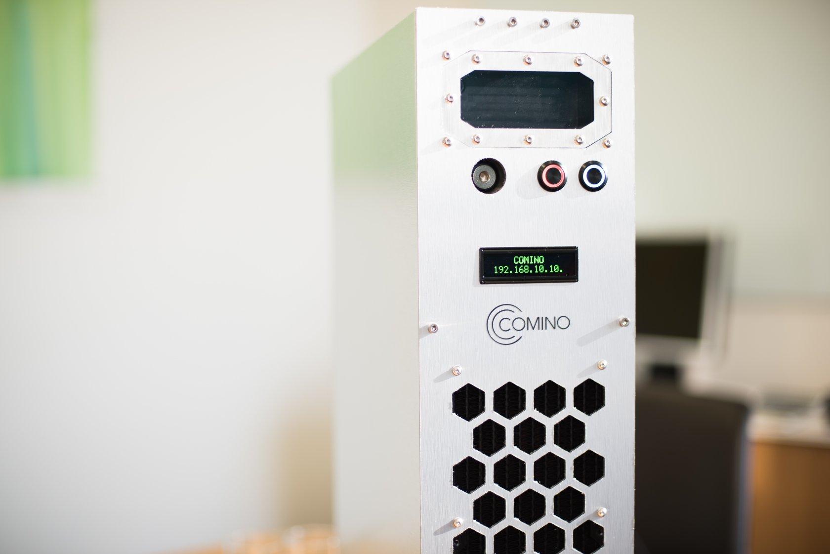 Российский стартап производит комнатные криптонагреватели по $4500 за штуку - 1