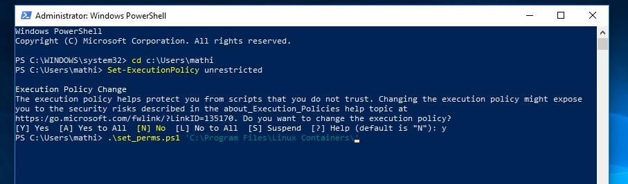 Запуск контейнеров с Ubuntu на Windows - 11