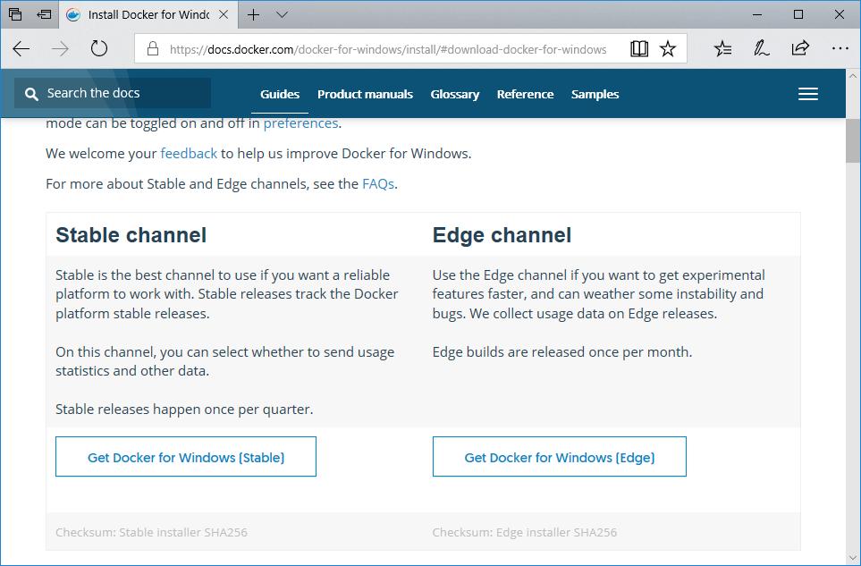 Запуск контейнеров с Ubuntu на Windows - 6