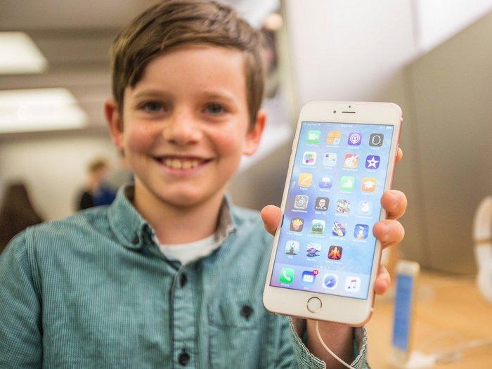 78% подростков в США владеют смартфонами Apple, 82% планируют купить iPhone
