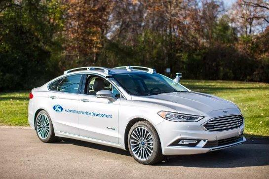 Ford инвестирует в Autonomic, чтобы сделать новую сервисную платформу