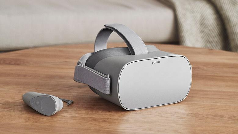 Oculus Go появится в продаже в начале 2018 года