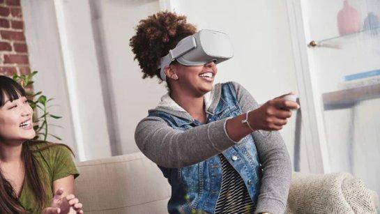Автономная система VR Oculus Go уберет шнур с телефонов и ПК