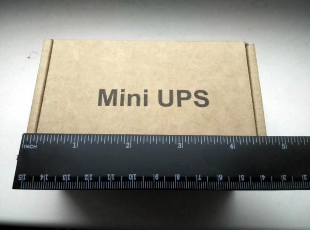 Мини UPS - 6