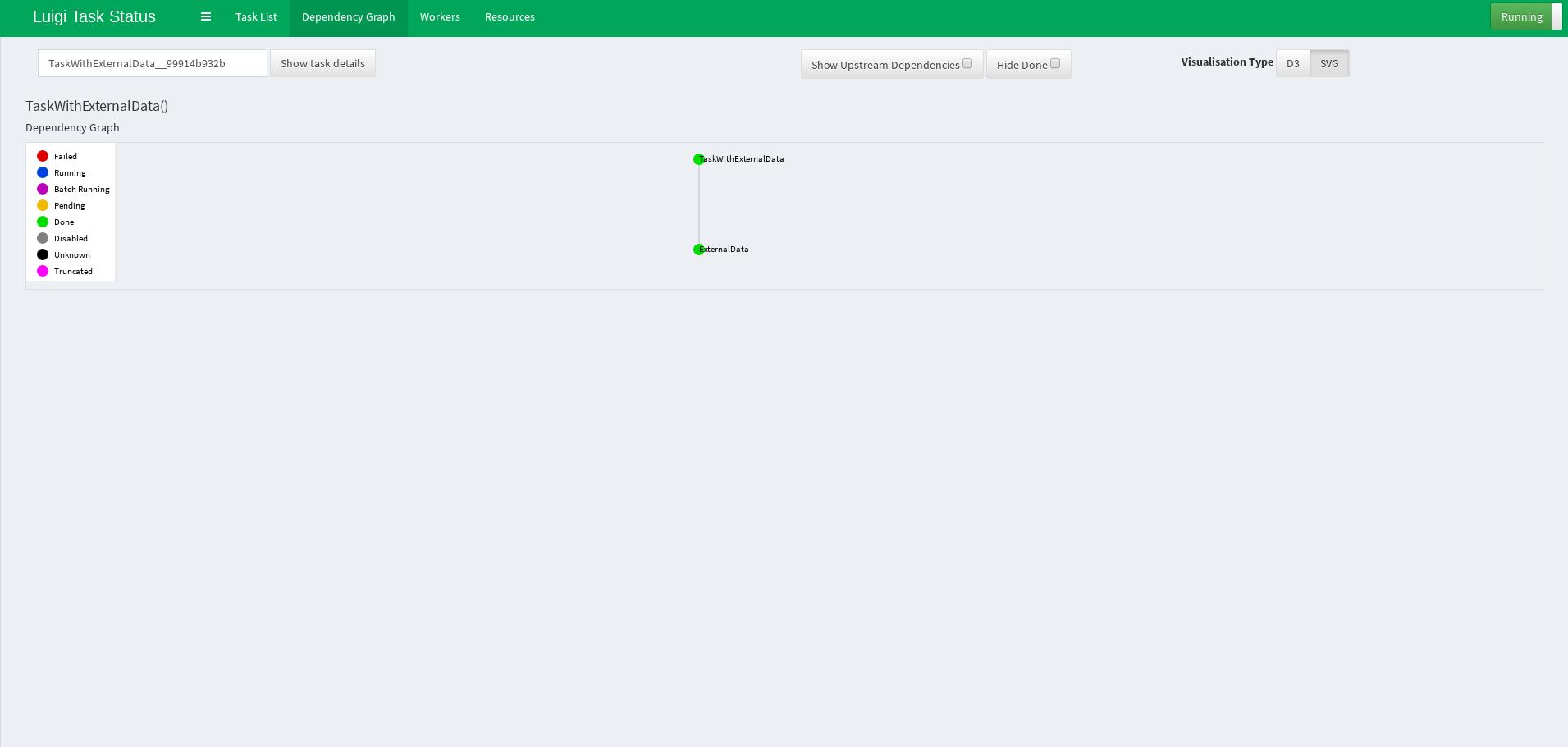 Обзор фреймворка Luigi для построения последовательностей выполнения задач - 3