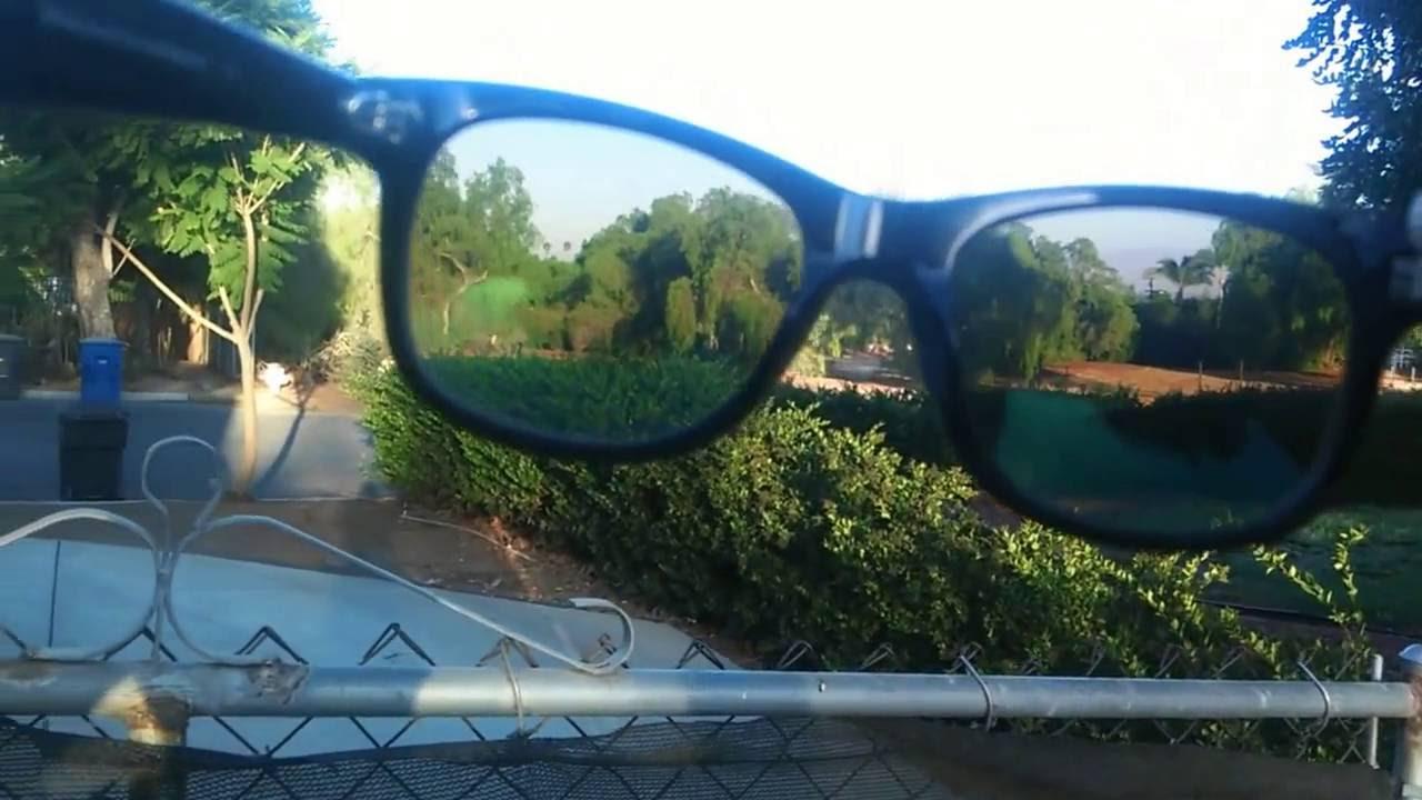Очки для дальтоников EnChroma, или пост ко Всемирному дню зрения - 1