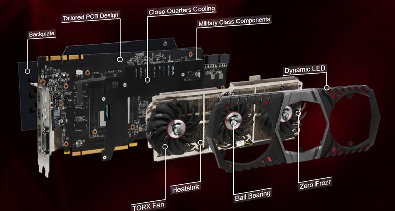 MSI представила видеокарты GeForce GTX 1080 Ti Gaming X Trio и GeForce GTX 1080 Ti Gaming Trio
