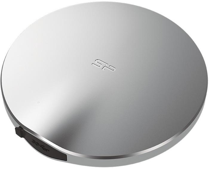 Накопитель SP/Silicon Power Bolt B80 оснащен разъемом USB-C