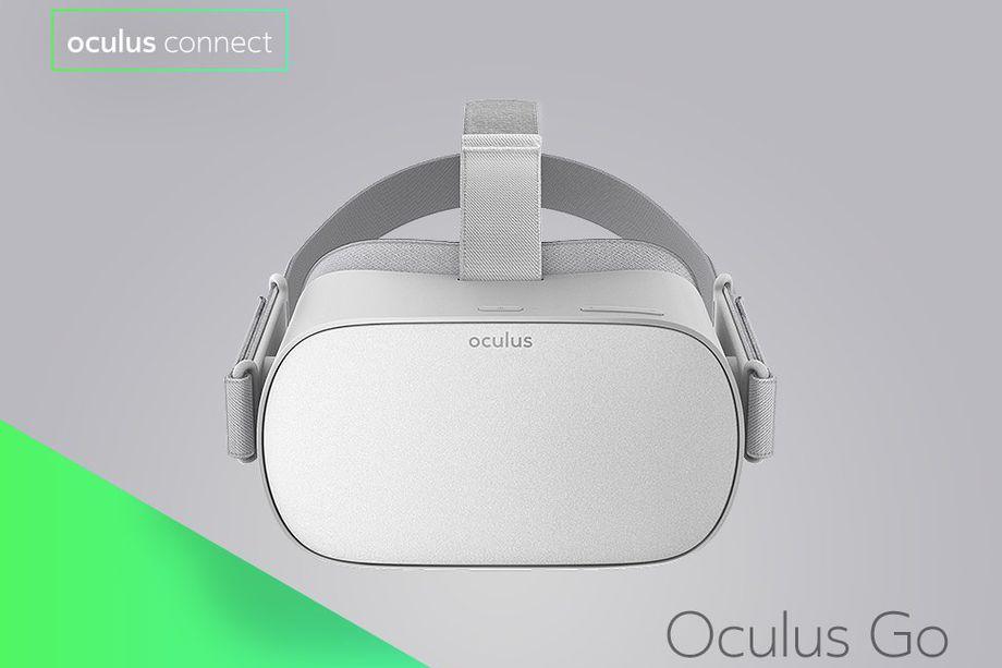 Компания Oculus представила автономный VR-шлем за $200 - 1