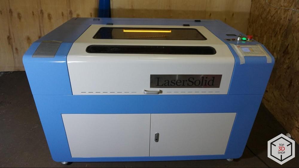 Обзор лазерного гравера LaserSolid 690 - 2